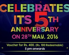 5th Anniversary Celebrations- Port Grand